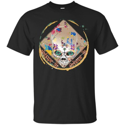 Skull1 Cotton T-Shirt