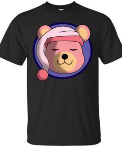 Sleep with Morph Night  Cotton T-Shirt