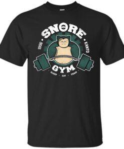 Snore Gym Cotton T-Shirt