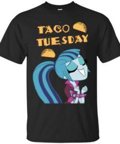 Sonata Dusk Taco Tuesday Cotton T-Shirt
