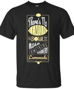 Sour Lemons White Font This Is Us Cotton T-Shirt