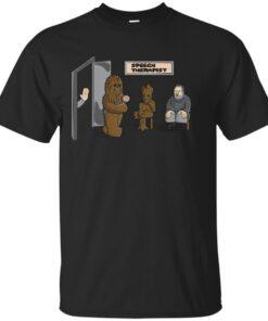 Speech Therapist Cotton T-Shirt