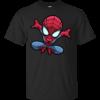 Spidey Sense spiderman Cotton T-Shirt
