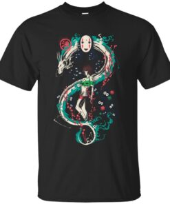 Spirited Graffiti Cotton T-Shirt