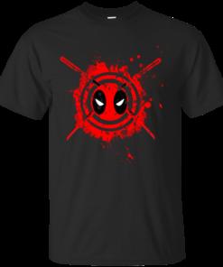Splashpool the merc with a mouth Cotton T-Shirt