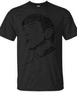 Spock Typographic Cotton T-Shirt