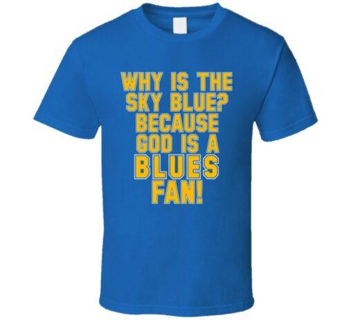 St Louis Hockey T Shirt