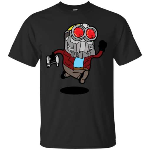 Star Minion comics Cotton T-Shirt