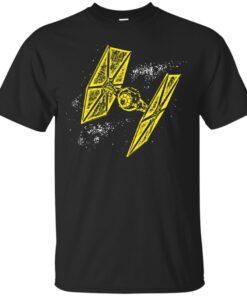 Star Wars TIE Fighter Cotton T-Shirt