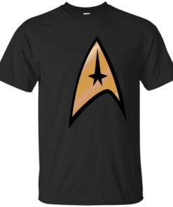 Star trek Cotton T-Shirt