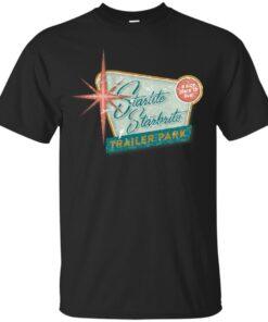 Starlite Starbrite Trailer Park Cotton T-Shirt