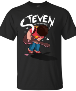 Steven Vs the Universe Cotton T-Shirt