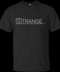 Strange MD Cotton T-Shirt