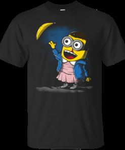 Stranger Banana stranger things Cotton T-Shirt