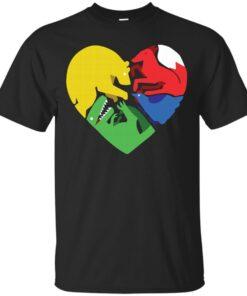 Stumpt Puzzle Pieces Cotton T-Shirt
