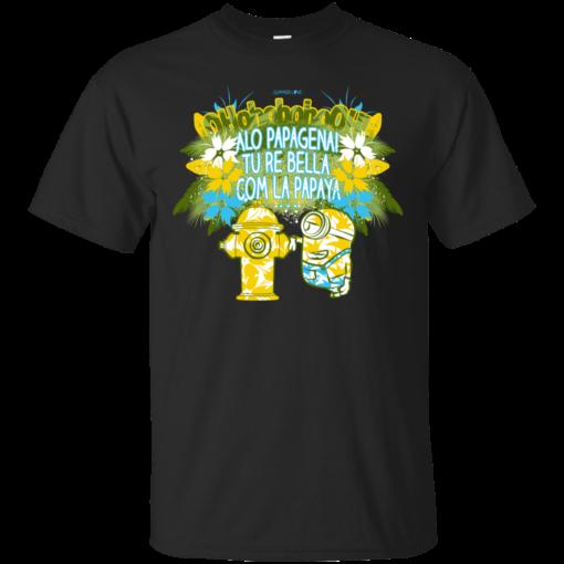 Summer love beach Cotton T-Shirt