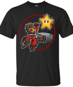 Super Star Lord Cotton T-Shirt
