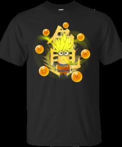 SuperMinion movies Cotton T-Shirt