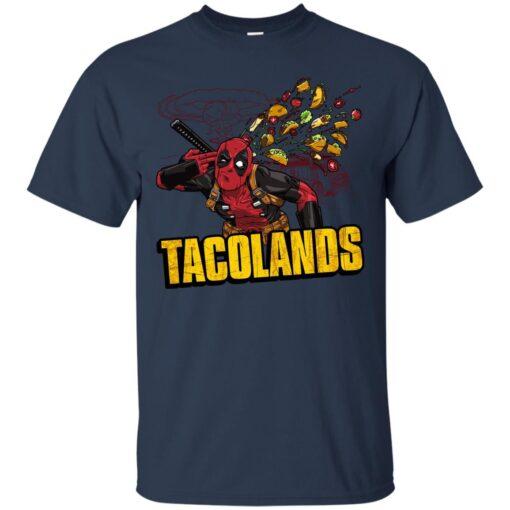TACOLANDS Cotton T-Shirt