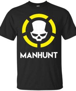 THE DIVISION MANHUNT Cotton T-Shirt