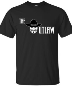 THE OUTLAW Cotton T-Shirt