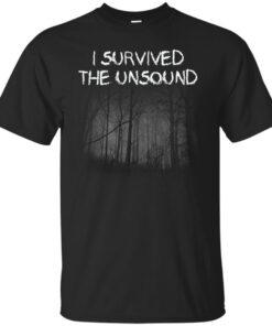 THE UNSOUND Cotton T-Shirt
