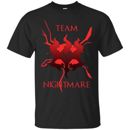 Team Nightmare team nightmare Cotton T-Shirt