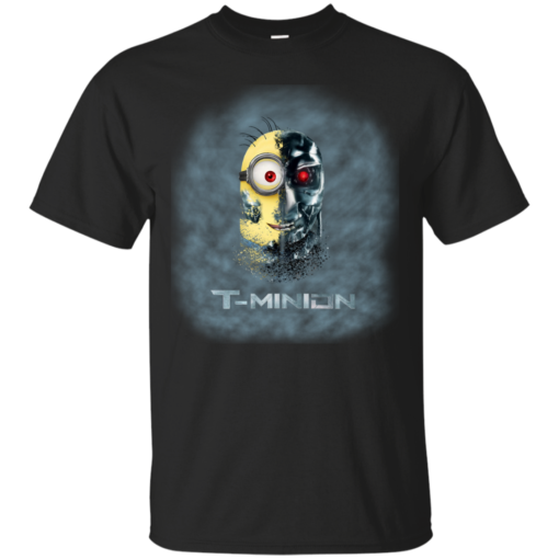 Terminator Minion humanoid Cotton T-Shirt