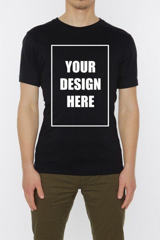 Text Quality Custom Custom Image Photo Quality Superior Print Dtg T Shirt
