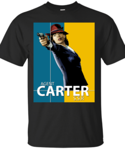 The Agent Carter Identity Cotton T-Shirt