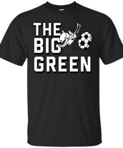 The Big Green Cotton T-Shirt