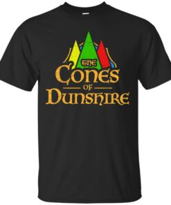The Cones Of Dunshire Cotton T-Shirt