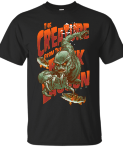 The Creature Cotton T-Shirt