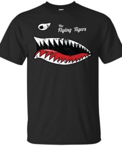 The Flying Tigers Cotton T-Shirt