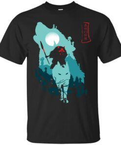 The Forest Protrectress Cotton T-Shirt