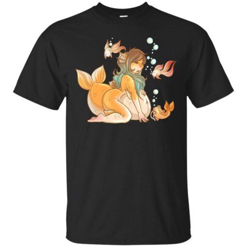 The Forgetful Goldfish Cotton T-Shirt