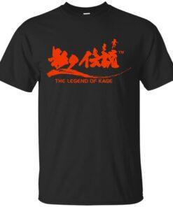 The Legend of Kage Cotton T-Shirt