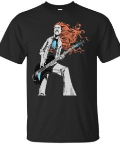 The Lord of Metal Bassist Cotton T-Shirt