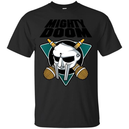 The Mighty Doom Cotton T-Shirt