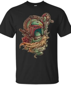 The Real Bounty Hunter Cotton T-Shirt
