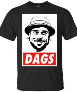 The Snatch Micky DAGS Cotton T-Shirt