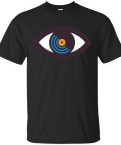 The Spy Eyes Cotton T-Shirt