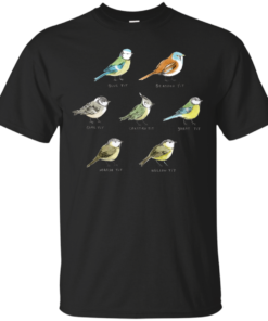 The Tit Family Cotton T-Shirt