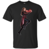 The Witch captain america Cotton T-Shirt