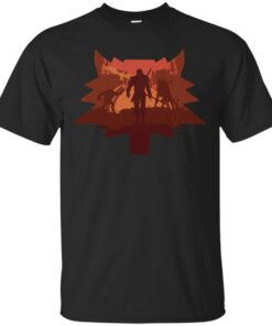 The Witcher 3 Cotton T-Shirt