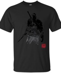The Witcher Sumie Cotton T-Shirt