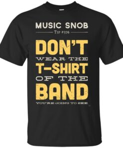 The  of the Band Cotton T-Shirt