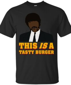 This is a tasty burger Cotton T-Shirt