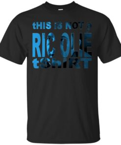 This is not a Ric Oli Cotton T-Shirt