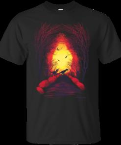 Tints and Shades Cotton T-Shirt